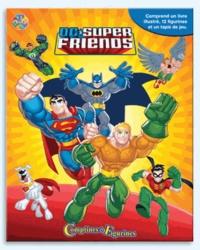 Phidal - DC Super Friends.