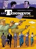 Phil Castaza et Philippe Chanoinat - Les teigneux Tome 3 : Rock'n'Roll Biniou.