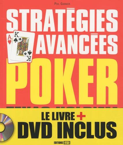 Phil Garnier - Poker Texas Hold'em - Stratégies avancées. 1 DVD