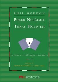 Deedr.fr Poker No-Limit Texas Hold'en - Tome 1, Leçons et techniques avancées Image