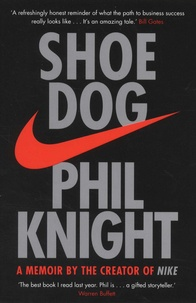 Accentsonline.fr Shoe Dog - A Memoir by the Creator of Nike Image