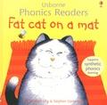 Phil Roxbee Cox et Stephen Cartwright - Fat Cat On A Mat.