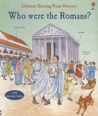 Phil Roxbee Cox et Annabel Spenceley - Who were the Romans?.