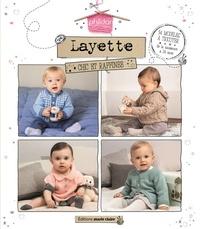 Deedr.fr Layette chic et raffinée - 34 modèles à tricoter de la naissance à 24 mois Image