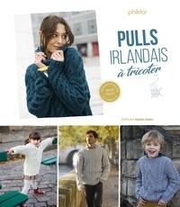 Lire des livres complets en ligne gratuitement et sans téléchargement Pulls irlandais à tricoter  - 24 pulls et gilets pour toute la famille