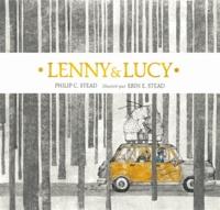 Philip-C Stead et Erin-E Stead - Lenny & Lucy.