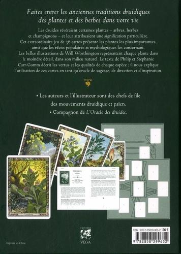 Coffret L'oracle druidique des plantes. Travailler avec la flore magique de la tradition druidique. Avec 1 jeu de 36 cartes 2e édition