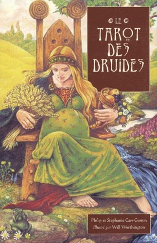 Philip Carr-Gomm - Le tarot des druides.