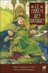 Philip Carr-Gomm et Stephanie Carr-Gomm - Tarot des druides.