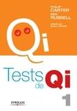 Philip Carter et Ken Russell - Tests de QI - Tome 1.