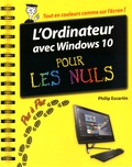 Philip Escartin - L'ordinateur avec Windows 10 pas à pas pour les nuls.