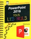 Philip Escartin - PowerPoint 2016 Pas à pas pour les nuls.