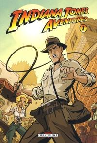Philip Gelatt et Ethen Beavers - Indiana Jones Aventures Tome 1 : .