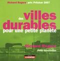 Philip Gumuchdjian - Des villes durables pour une petite planète.