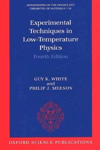 Philip-J Meeson et Guy-K White - .