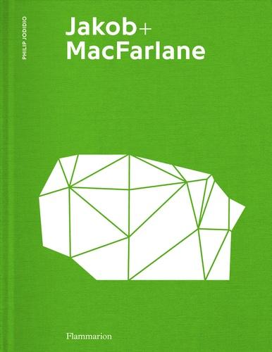 Jakob + MacFarlane. Couverture verte