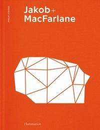 Philip Jodidio - Jakob + MacFarlane - Couverture orange.
