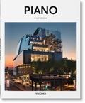 Philip Jodidio - Renzo Piano - Building Workshop - La Poésie de l'envol.