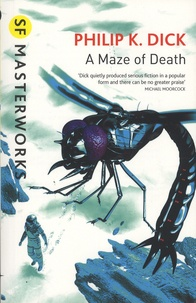 Philip K. Dick - A Maze of Death.
