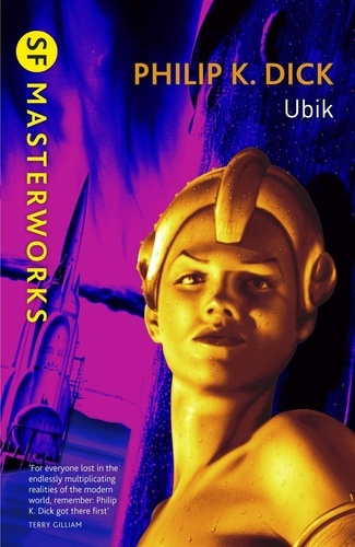 Philip K. Dick - Ubik.