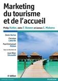 Philip Kotler et John T. Bowen - Marketing du tourisme et de l'accueil.