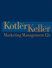 Galabria.be Marketing Management - Twelfth Edition Image