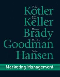 Philip Kotler - Marketing Management.