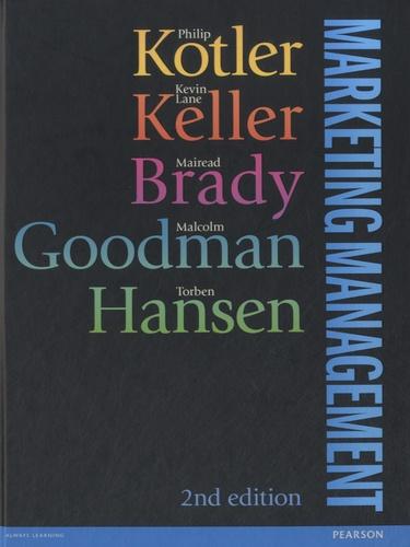 Philip Kotler - Marketing Management.