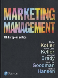 Philip Kotler et Kevin Lane Keller - Marketing Management.