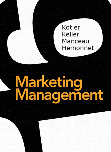 Marketing Management. + MyLab 16e édition
