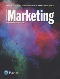 Philip Kotler et Gary Armstrong - Principles of Marketing.