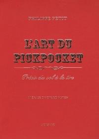 Goodtastepolice.fr L'art du pickpocket - Précis du vol à la tire Image