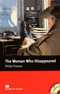 Philip Prowse - The Woman Who Disppeared. 2 CD audio
