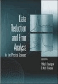 Data Reduction & Error Analysis- For the Physical Sciences - Philip-R Bevington |