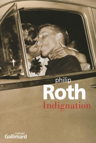 Philip Roth - Indignation.