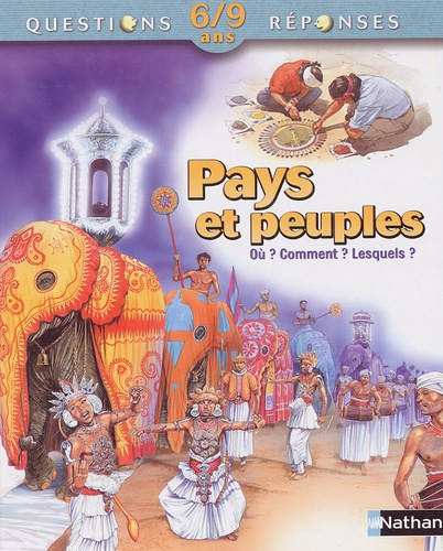 Philip Steele - Pays et peuples.