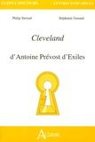 Philip Stewart et Stéphanie Genand - Cleveland d'Antoine Pévost d'Exiles.