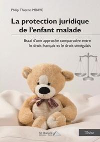 Deedr.fr La protection juridique de l'enfant malade - Essai d'une approche comparative entre le droit français et le droit sénégalais Image