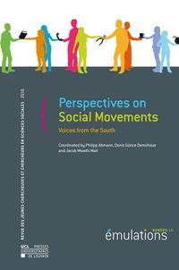 Philipp Altmann et Demirhisar deniz Günce - Émulations n°19 : Perspectives on Social Movements - Voices from the South.
