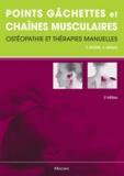 Philipp Richter et Eric Hebgen - Points gâchettes et chaînes musculaires - Ostéopathie et en thérapies manuelles.