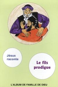 Philippe Abauzit - Le fils prodigue - L'album de famille de Dieu, Livret de coloriage : Jésus raconte.