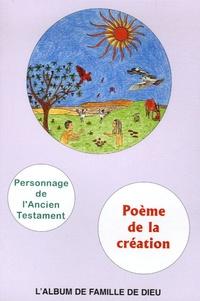 Philippe Abauzit - Poème de la création - L'album de famille de Dieu, livret de coloriage : Personnage de l'Ancien Testament.