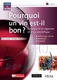 Philippe Abbal et Paul Coulon - Pourquoi un vin est-il bon ?.