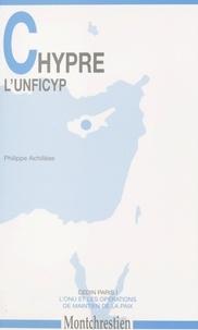 Philippe Achilleas et  CEDIN - Chypre, l'UNFICYP.