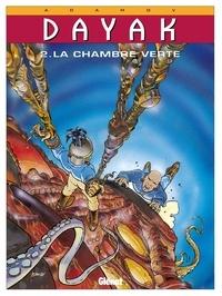 Philippe Adamov - La Chambre verte.