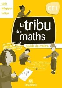 Philippe-Alain Deguilhaume et Sébastien Dessertine - La Tribu des maths CE1 - Guide du maitre.