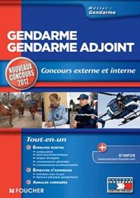 Philippe Alban et Valérie Béal - Gendarme, gendarme adjoint - Concours externe et interne.