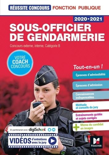 Philippe Alban et Valérie Béal - Réussite Concours - Sous-officier de gendarmerie - 2020-2021- Préparation complète.