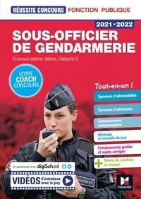 Philippe Alban et Valérie Béal - Réussite Concours - Sous-officier de gendarmerie - 2021-2022- Préparation complète.