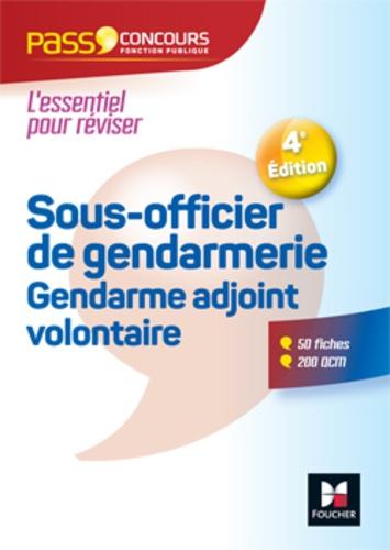 Philippe Alban et Anne Ducastel - Sous-officier de gendarmerie Gendarme adjoint volontaire.